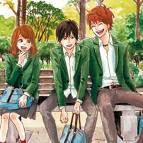 Orange Manga Gets Extra Chapter Next Month