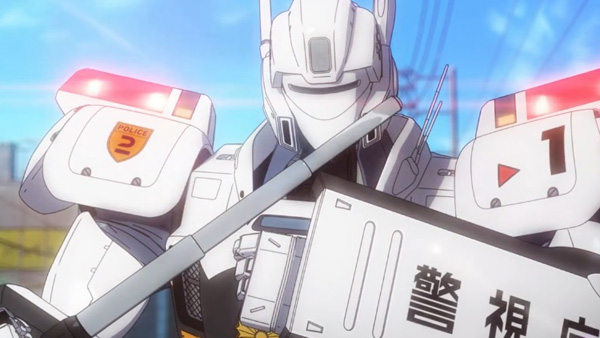 New Mobile Police Patlabor Project Announced