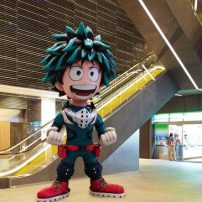 My Hero Academia Event Coming to Tokyo Skytree