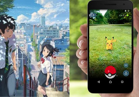 Your Name, Pokemon Go Top Nikkei's Best of 2016 Ranking