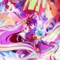 No Game, No Life Zero Anime Film Showcased in Debut Promo