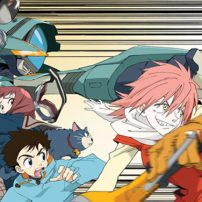 Lightning Strikes Twice for FLCL