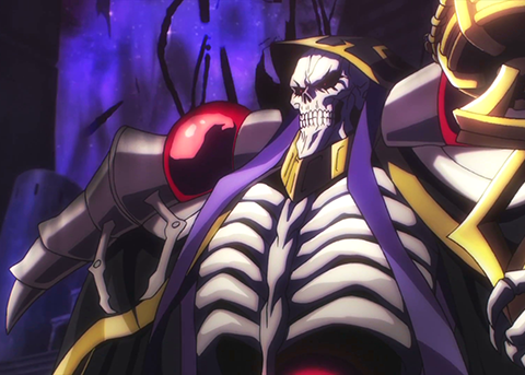Overlord Anime Film Reveals Key Visual and Theme