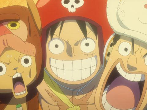 New One Piece Movie to Arrive in Summer 2019