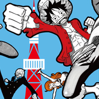 Tokyo One Piece Tower Site Unveils New Visuals