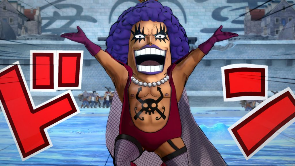 One Piece: Burning Blood Shows Off Its Moves