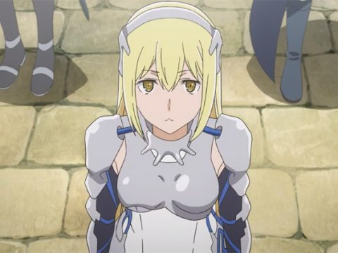 First Trailer for DanMachi Spinoff Sword Oratoria Unveiled