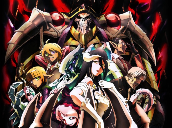 Overlord Compilation Movie to Be Two-Parter