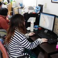 Wages an Issue at Vocational Facility Where Disabled Work on Anime