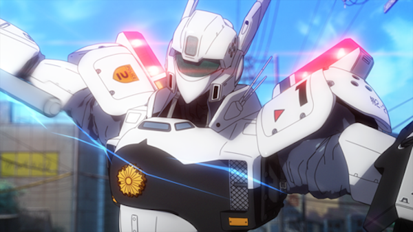Patlabor Anime to Be Rebooted with Short