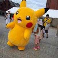 Adorable Pikachu Show in Yokohama Is Adorable