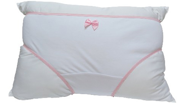 "Japanese Retailer Releases ""Pillow Panties"""