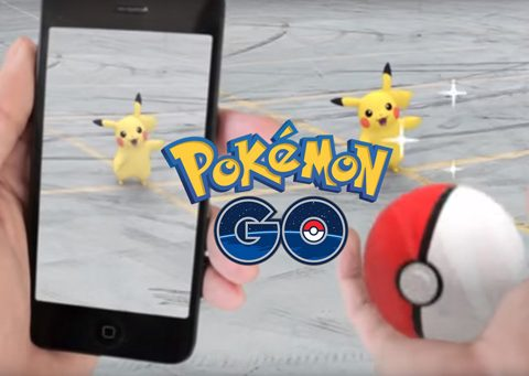 Pokémon Go Player Allegedly Hit Police Officer for Interrupting Game