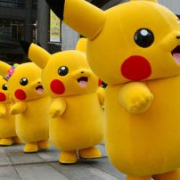 "Live-Action Pokemon Film A ""Go"" at Legendary Pictures?"