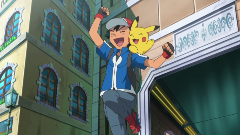 Pokémon Sun/Moon Anime Premieres This November