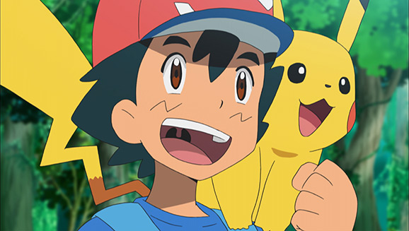 Pokémon Sun & Moon Anime Starts Disney XD Run Soon