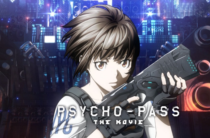 Psycho-Pass Anime Film Lines Up North American Dates