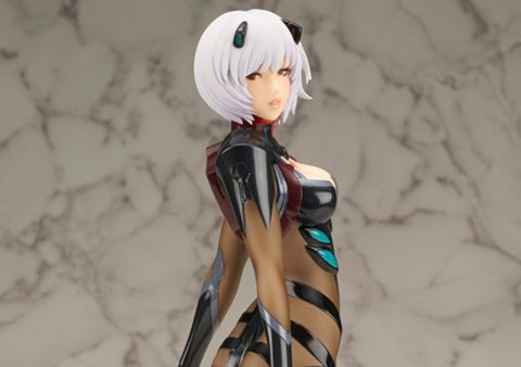 Evangelion's Rei Ayanami Gets Sexy New Plugsuit Figure