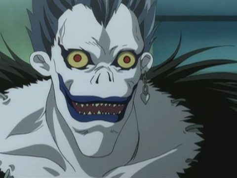 Netflix's Live-Action Death Note Teases Ryuk