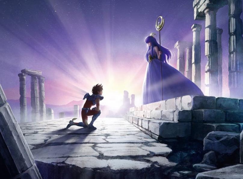 Netflix to Stream CG Knights of the Zodiac: Saint Seiya