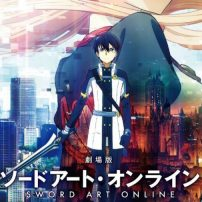 Sword Art Online Anime Movie Shows Off Main Visual