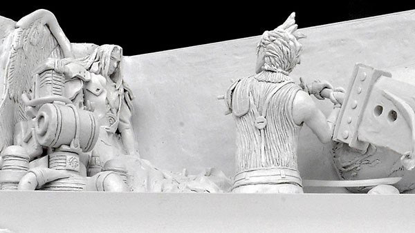 Final Fantasy, Star Wars, Pikachu, More Appear in Ice at Sapporo Snow Festival