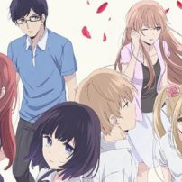 Trailer, Details Revealed for January Noitamina Series Scum's Wish