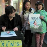 Mamoru Hosoda Brings Wolf Children to America