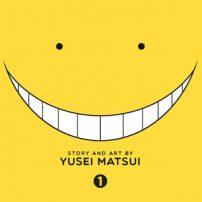 Manga Review: Assassination Classroom v. 1