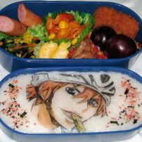Japanese Mom Makes Awesome Anime Lunches