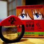 Evangelion merchandise hands-on
