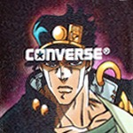 Check Out These Converse Jojo's Bizarre Adventure Sneakers