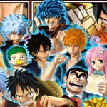 Naruto, One Piece, DBZ Characters Face Off In New Game