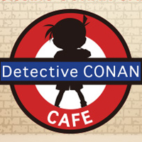 Detective Conan Cafe Photo Report