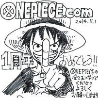 See Eiichiro Oda's One Piece Sketches