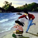 Studio Ghibli's Ocean Waves