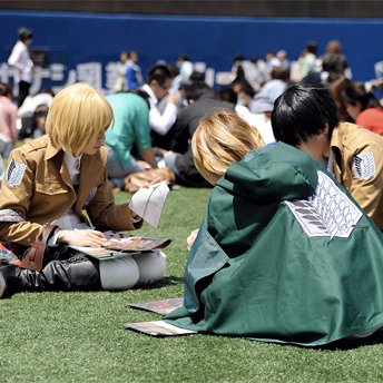 Attack on Titan Real Escape Game Heads Stateside