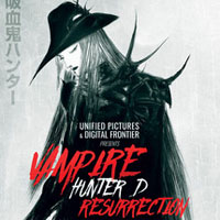 Vampire Hunter D CG Series Announced