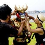 Local Legends: Houjin Yatsurugi Takes the Battle to Chiba