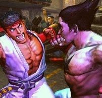 Capcom Shows off Street Fighter X Tekken