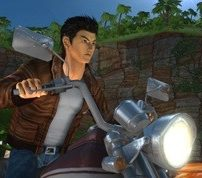 Shenmue's Ryo Hazuki Rides Again… in Racing Game