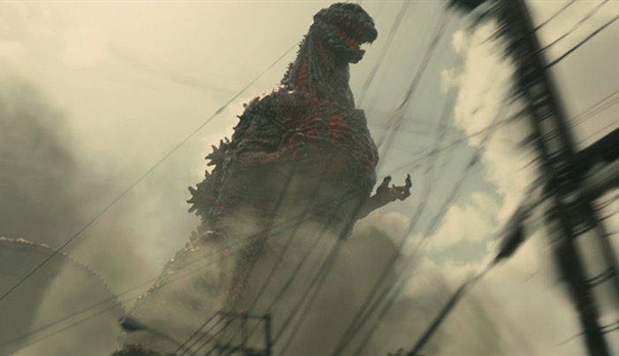 Shin Godzilla Extends English Theatrical Run