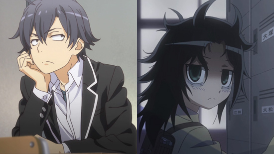 Japanese Fans Ship Characters From Unrelated Anime Series In New Poll