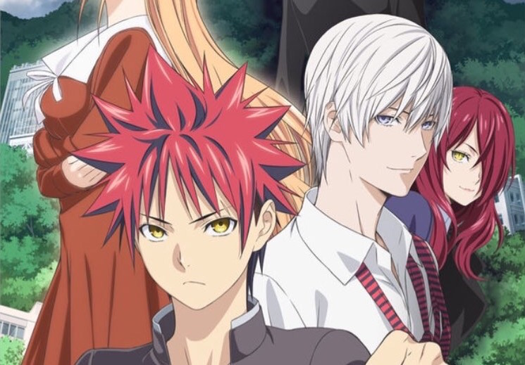 Food Wars! Promo Hypes Up Season 3