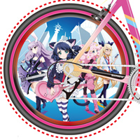 Show by Rock!! Official Bicycle Revealed