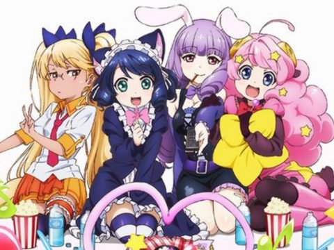 Show By Rock!! Anime Shorts Set for July