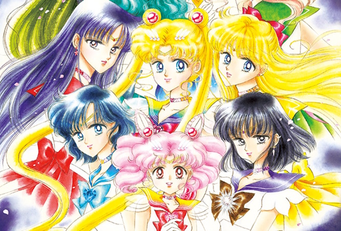 4th Sailor Moon Crystal Season to Be Pair of Anime Films