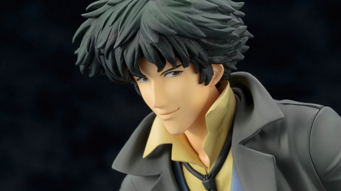 New Cowboy Bebop Spike Spiegel Figure Looking Good