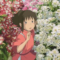 Miyazaki's Spirited Away Anime Film Debuts at #1 in China