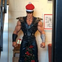 Strawberry Flavored Fist of the North Star Cafe Report